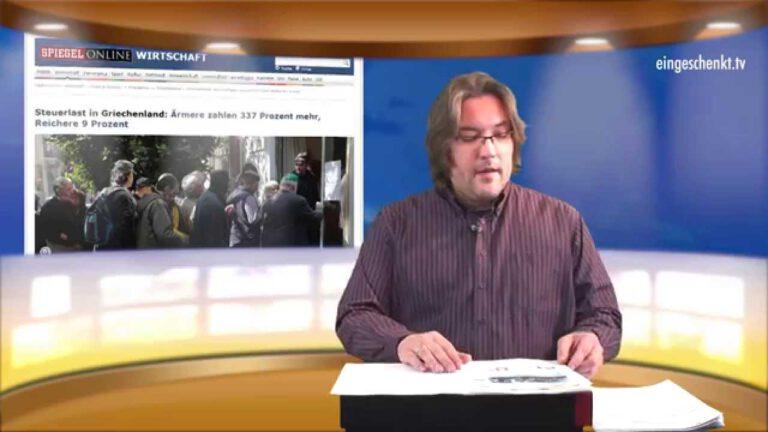 Alternative Presseschau vom 28.03.2015