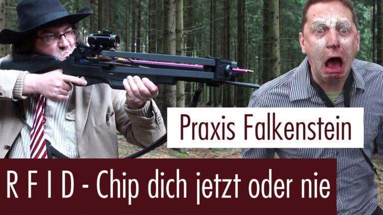 Praxis Falkenstein, Folge 6: R F I D  – Chip dich jetzt oder nie!