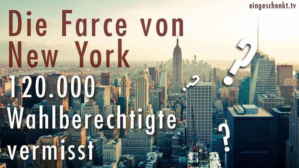 Die Farce von New York