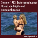 Brigitte und Emmanuel Macron