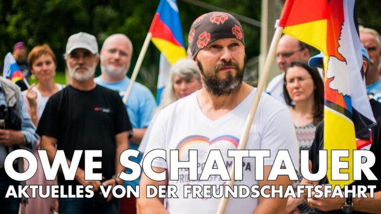 Druschba-Freundschaftsfahrt Russland 2017 – Interview mit Owe Schattauer