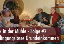 Bedingungsloses Grundeinkommen - mit Ralph Boes