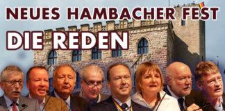 Neues Hambacher Fest 2018 - Die Reden