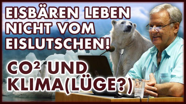 Werner Kirstein: Klimawandel – Wird die Wissenschaft politisch beeinflusst?