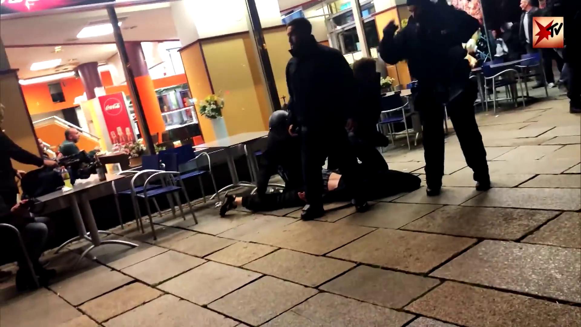 Stern TV - Angriff auf Kamerateam in Chemnitz