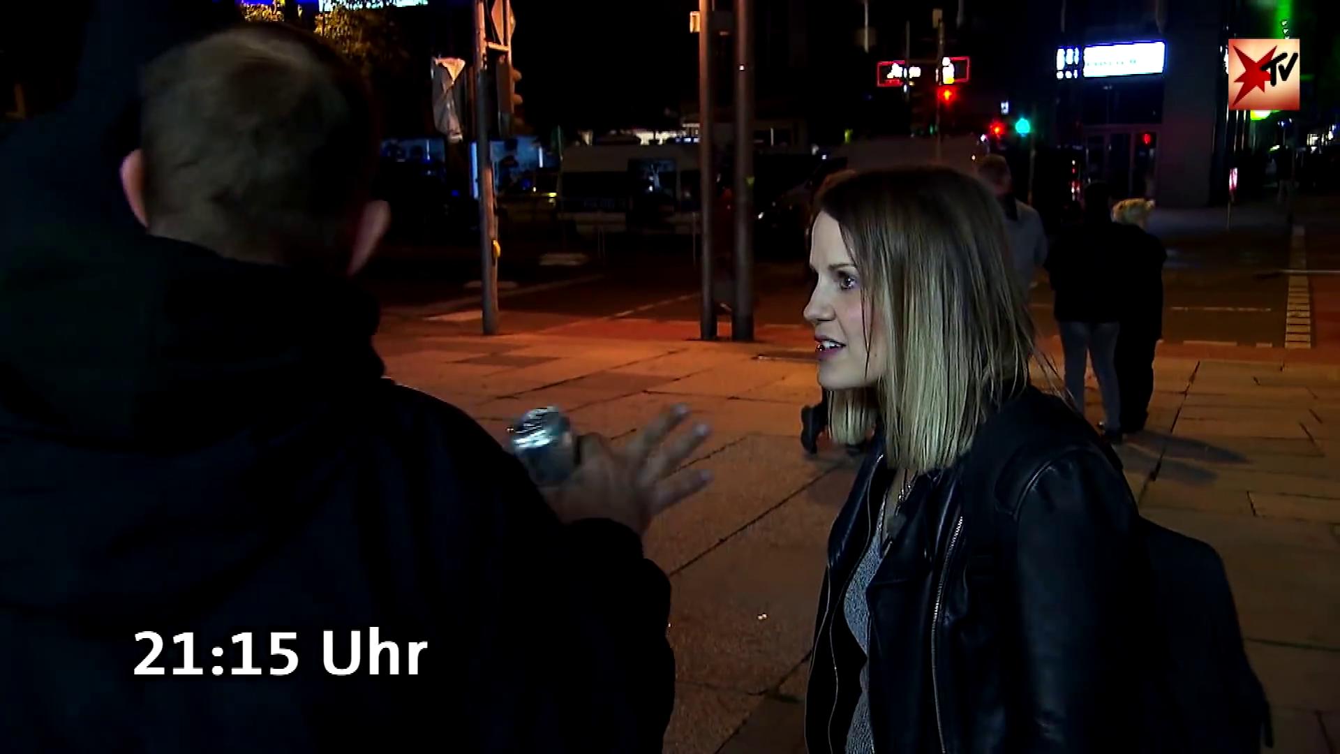 Stern TV in Chemnitz - Angriff auf Kameramann