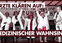 """Ärzte für Aufklärung: """"Wir klagen an!"""""""