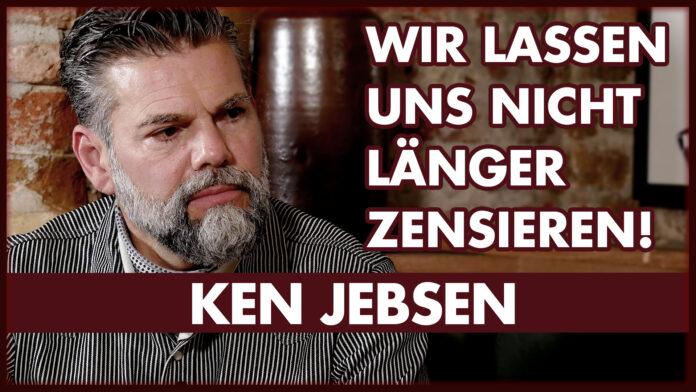 Ken Jebsen: Wir lassen uns nicht länger zensieren!